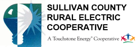 Sullivan County Rural Electric Cooperative, Inc. Logo